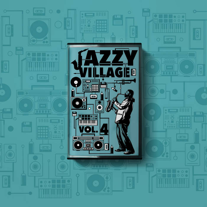 VA // jazzy village vol. 4 TAPE