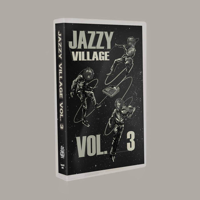 VA // jazzy village vol. 3 TAPE