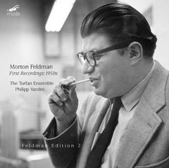 Morton Feldman // Feldman Edition 2: First Recordings CD