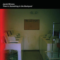 Jacob Winans //  There's Something in the Backyard CD