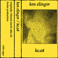 Ken Clinger // KC.08 TAPE