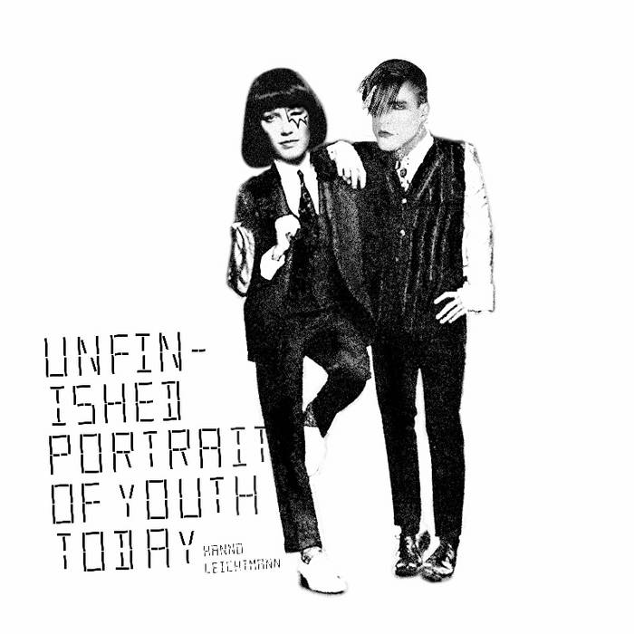 HANNO LEICHTMANN // Unfinished Portrait Of Youth Today LP