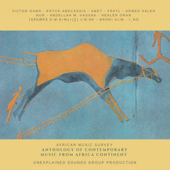 V/A // Anthology of contemporary music from Africa continent CD