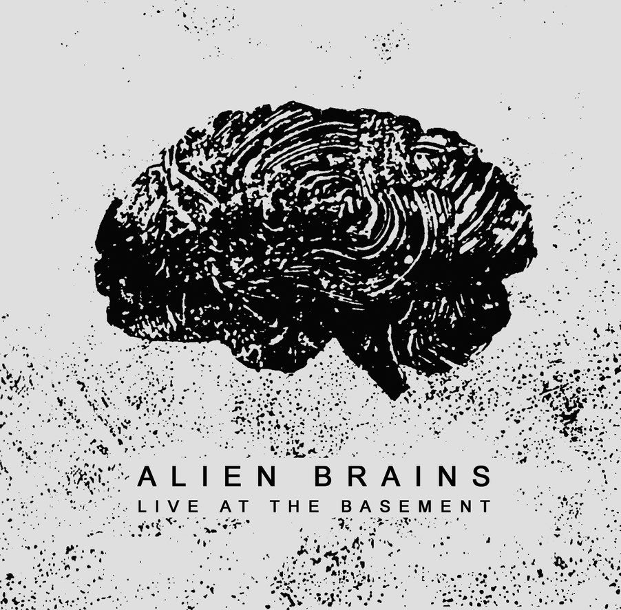 Alien Brains Basement // Live at the Basement CD