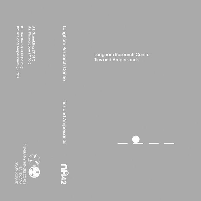 Langham Research Center // Tics and Ampersands TAPE