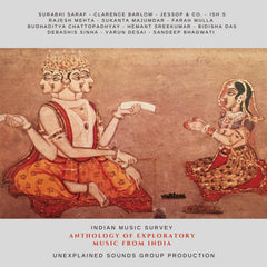 Various Artists // Anthology Of Exploratory Music From India CD
