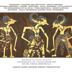 Various Artists // Anthology Of Contemporary Music From Indonesia CD