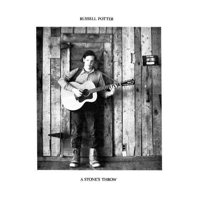 Russell Potter // A Stone's Throw LP
