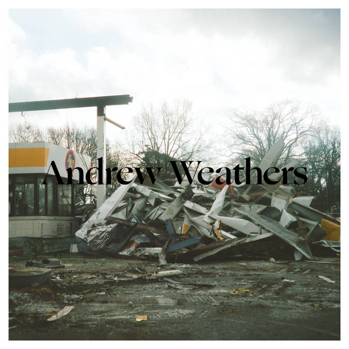 Andrew Weathers // AW Solo Album TAPE