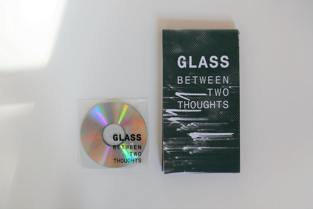 Glass x Anto Zoa // Between Two Thoughts CD + POSTER