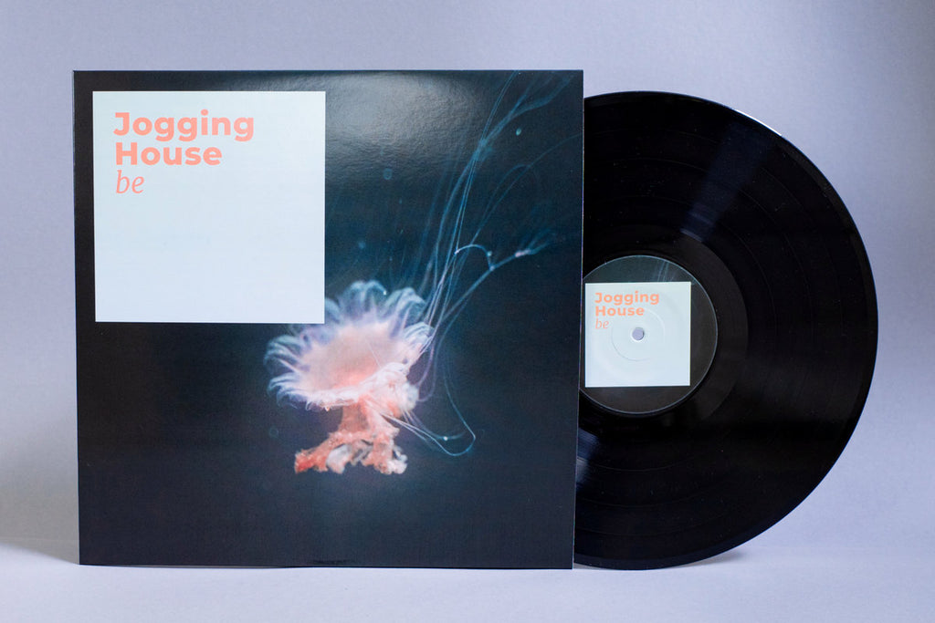 Jogging House // Be LP