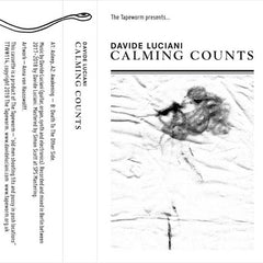 Davide Luciani // Calming Counts TAPE