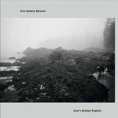 Eric Anders Benson // Cow's Broken English CD