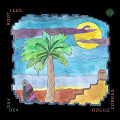 Rootless // Docile Cobras LP