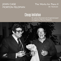 John Cage // Complete Cage Edition 54: The Works for Piano 11: Cheap Imitation CD