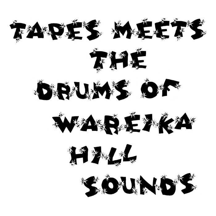 Tapes Meets The Drums Of Wareika Hill Sounds // Datura Mystic 12 ""
