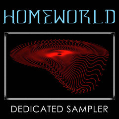 Homeworld // Dedicated Sampler TAPE