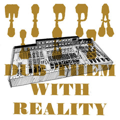 Tippa Lee // Dub Them With Reality LP