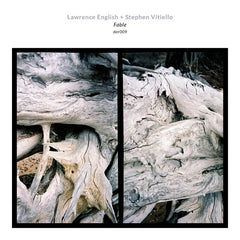 Lawrence English + Stephen Vitiello // Fable CD