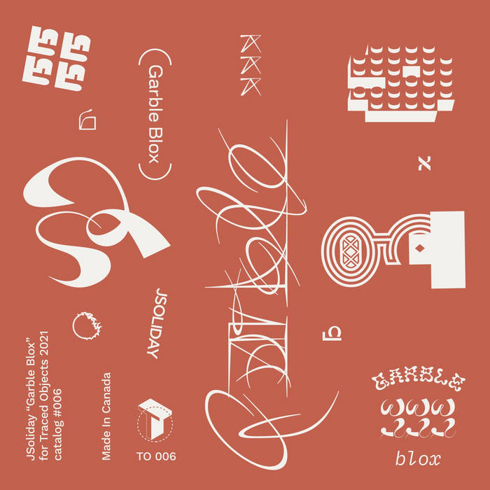 J. Soliday // Garble Blox TAPE
