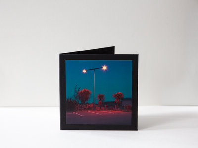 Glass x Adrien Mille // Limited Edition Pack CD & transparencies