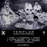 Templər // Human Hate CD