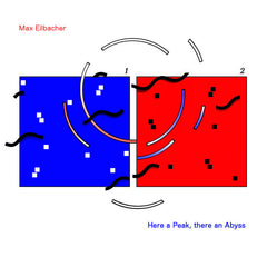 Max Eilbacher // Here a Peak, there an Abyss CD