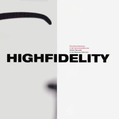 John Cage & Terry Fox // High Fidelity 2xLP