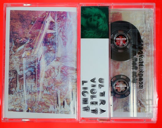 id m theft able / Crank Sturgeon // split TAPE