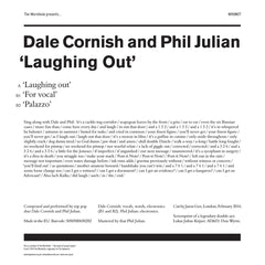 Dale Cornish and Phil Julian // Laughing Out 7 ""