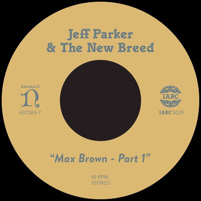 """Jeff Parker // Max Brown --Part One 7 """""""