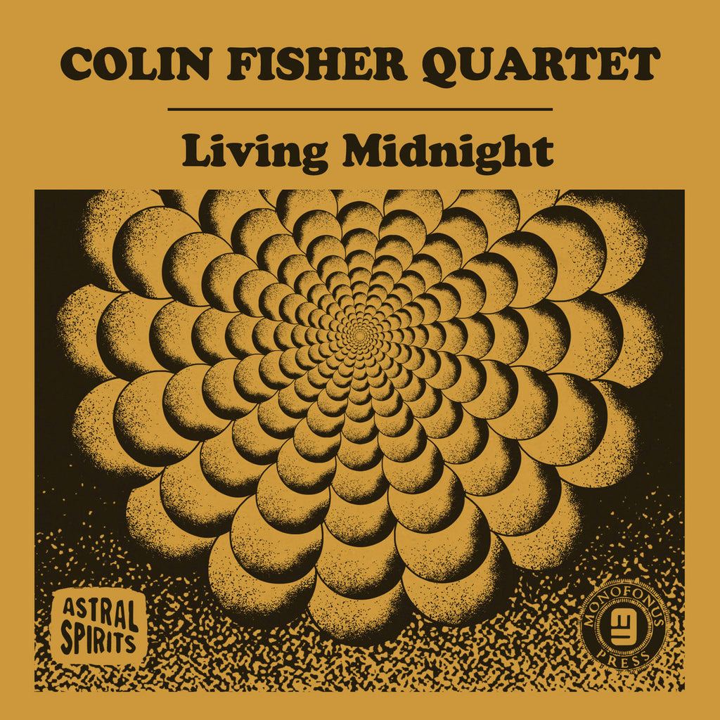 Colin Fisher Quartet // Living Midnight TAPE