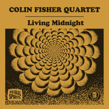 Colin Fisher Quartet // Living Midnight CD