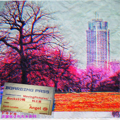 """Ducks93 鸭 // Moving Pictures / """"Family E-Sorrow TAPE"""