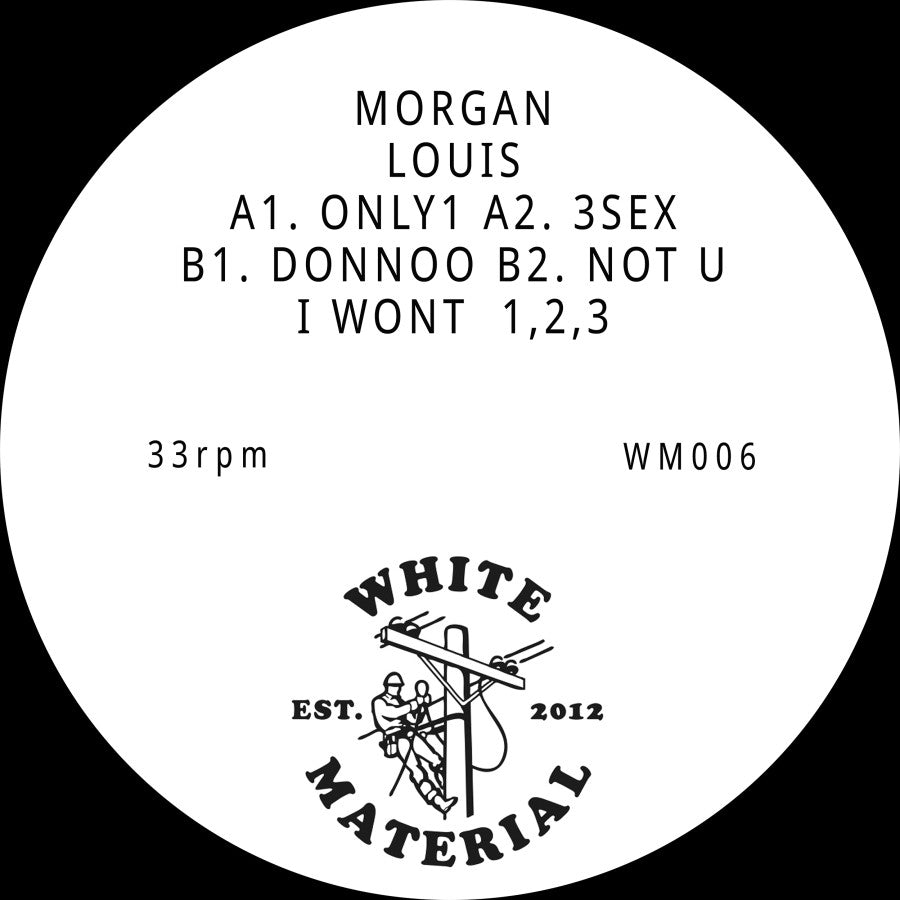 Morgan Louis // Only1 12""