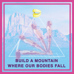 Andrew Weathers Ensemble // Build A Mountain Where Our Bodies Fall LP