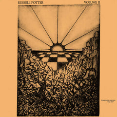 Russell Potter // Neither Here Nor There LP