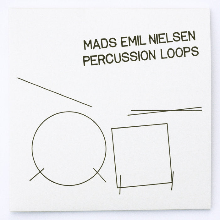 Mads Emil Nielsen // Percussion Loops 7""