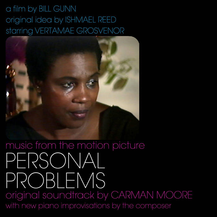 Carman Moore // Personal Problems LP