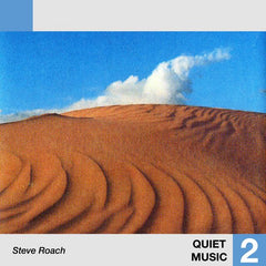 Steve Roach // Quiet Music 2 LP