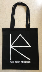 Raw Tonk Records Tote Bag