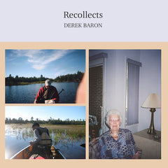 Derek Baron // Recollects LP