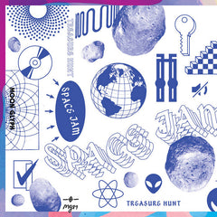 Treasure Hunt // Space Jam TAPE