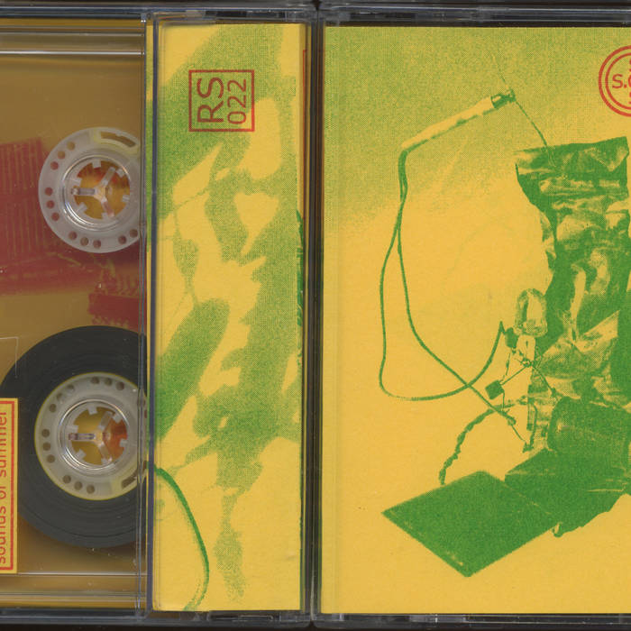 Max Hamel // Sounds of Summer: Field Recordings of Solar Electronics TAPE