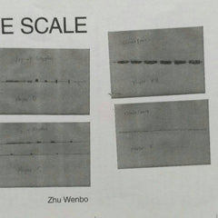 Zhu Wenbo // Time Scale TAPE
