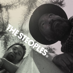 The Steoples // Wide Through The Eyes Of No One LP