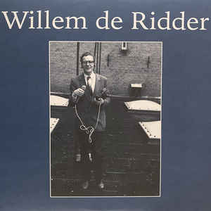 Willem de Ridder // All Chemix Radio 2xLP