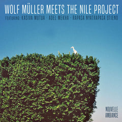 Wolf Müller meets the Nile Project // s/t 12""
