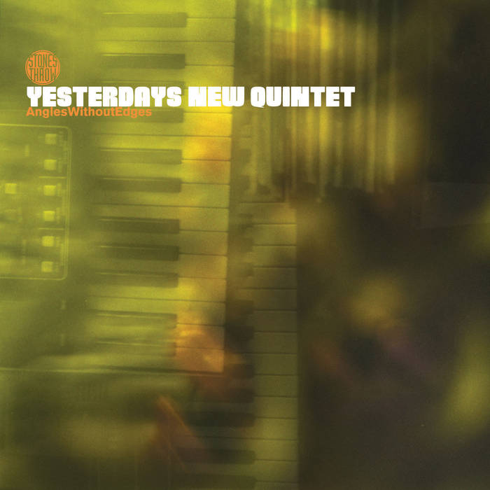 Yesterdays New Quintet // Angles Without Edges 2xLP