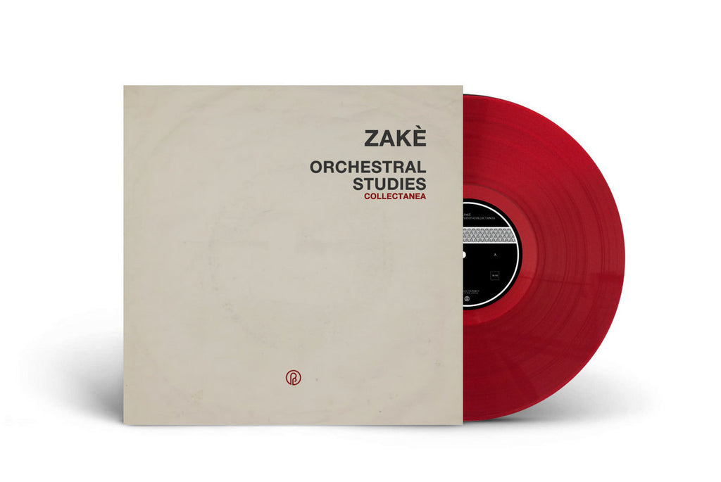 Zakè // Orchestral Studies Collectanea LP